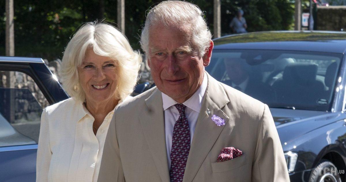 Чарльз и Камилла поздравили принца Луи с трехлетием
