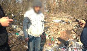 В Тернополе разоблачили вандала, который ограбил и повредил 80 могил: фото