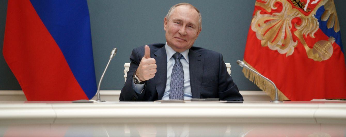 Россия делает то, что считает необходимым: у Путина прокомментировали отвода войск от границы