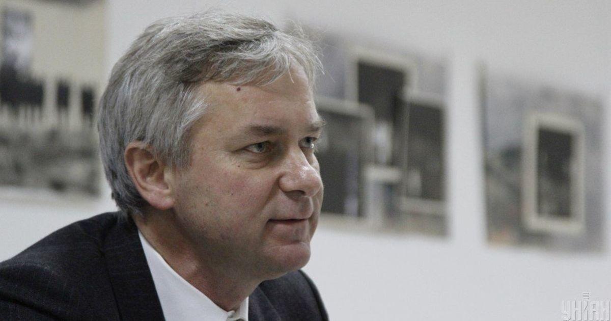 Умер третий президент Киево-Могилянской академии Андрей Мелешевич