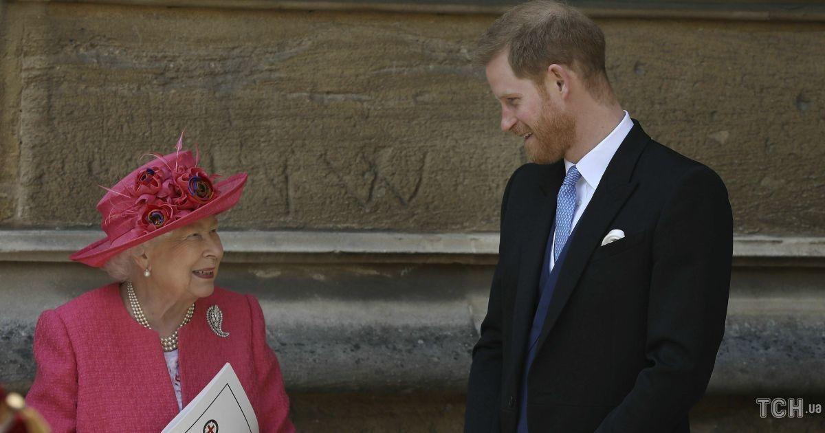 Стало відомо, чому принц Гаррі не залишився на ювілей бабусі — королеви Єлизавети II