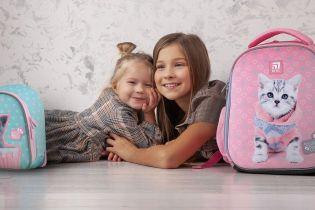 Який рюкзак обрати для дівчинки в 2021 році