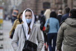 Коронавірус у Києві та області сьогодні: статистика на 29 квітня