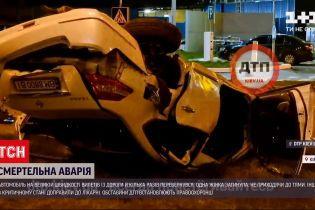 Новости Украины: в Киеве ночью произошла смертельная авария
