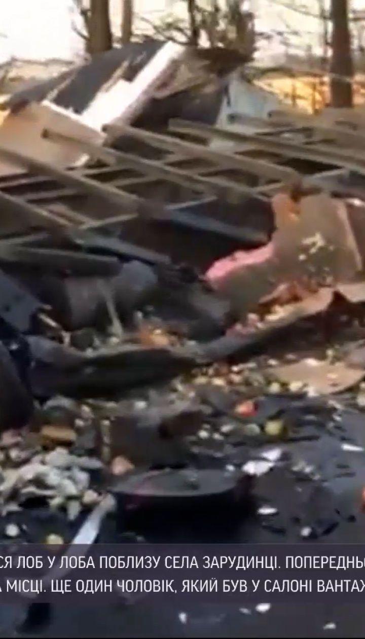 Новости Украины: в Винницкой области произошла смертельная ДТП