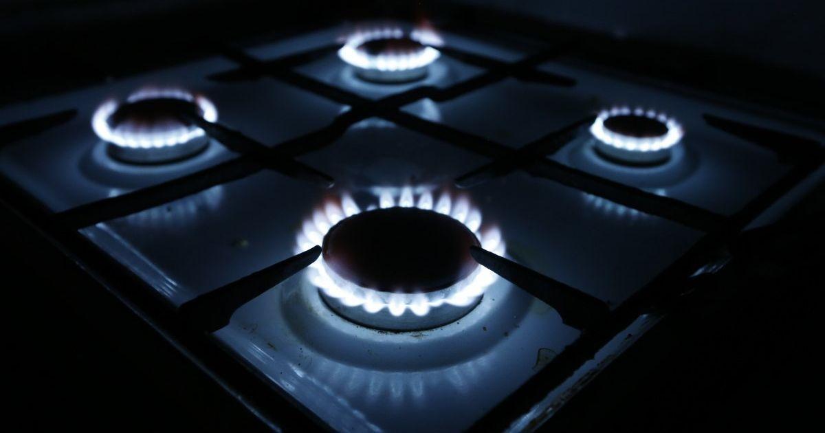 газ ціна