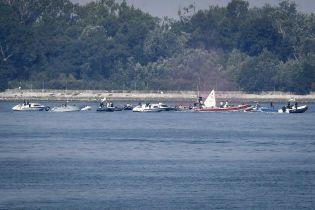 У берегов Китая из-за аварии с танкером произошел разлив нефти