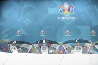 Чемпионат Европы по футболу 2020: турнирные таблицы