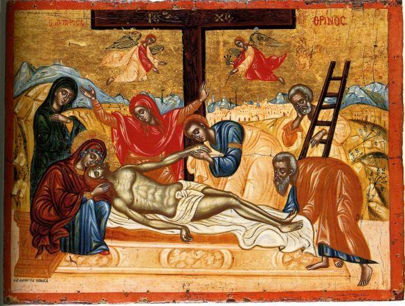 Погребіння Христа