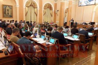 """""""Половина залу без масок"""": в Одесі викликали поліцію на сесію міської ради (фото)"""