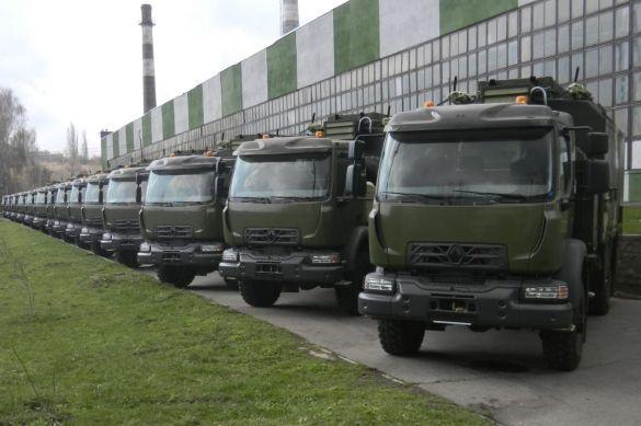 Спецтехніка Renault Trucks