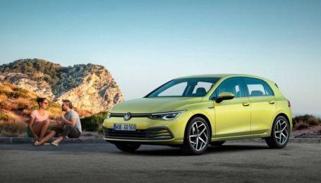 В Украине стартовали продажи Volkswagen Golf восьмого поколения: названа стоимость