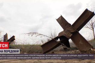 Новости с фронта: украинский боец получил ранение, его вывезли в госпиталь