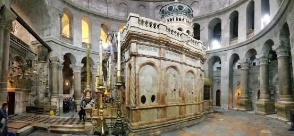 кувуклія храм