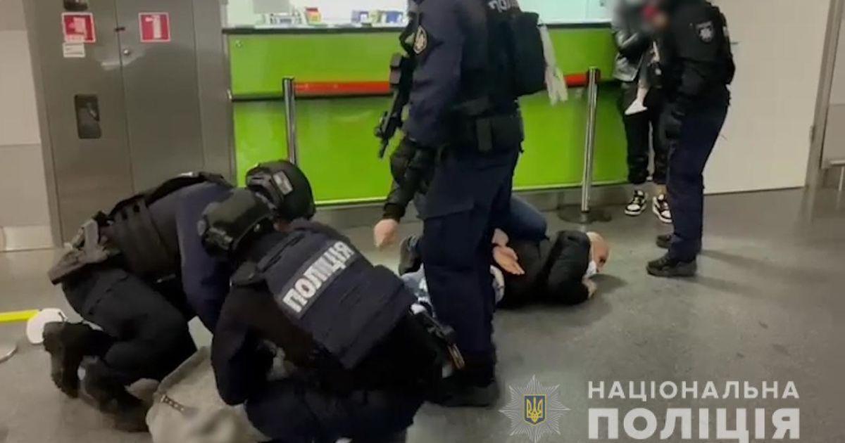 @ Національна поліція охорони України