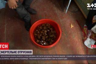 Новини України: у Чернігові померла 5-річна дівчинка, яка напередодні отруїлася грибами