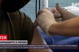 Коронавирус в Украине: более 73 тысяч украинцев получили прививки за сутки