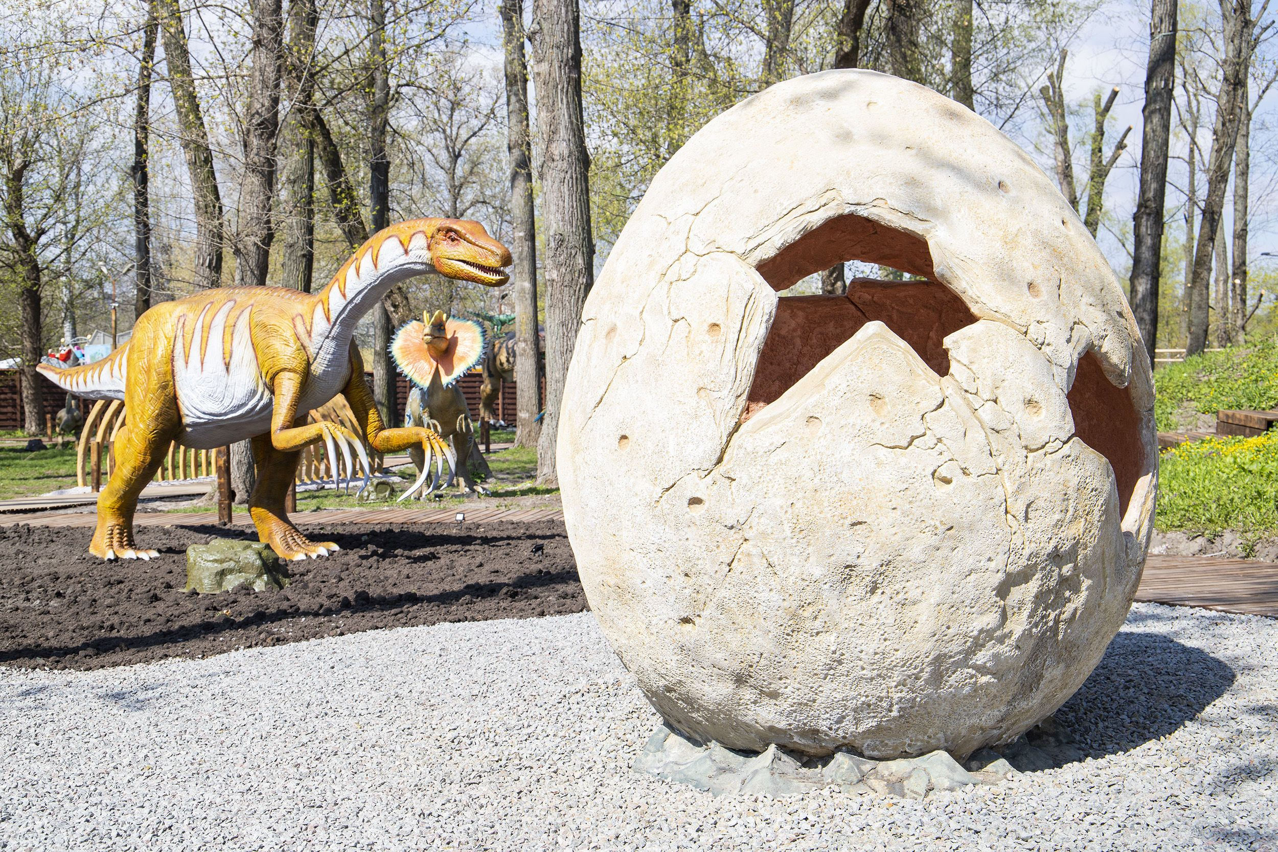 парк динозаврів у Києві_6