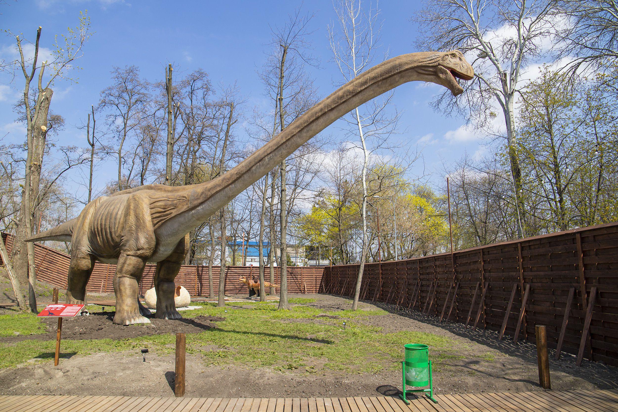 парк динозаврів у Києві_2