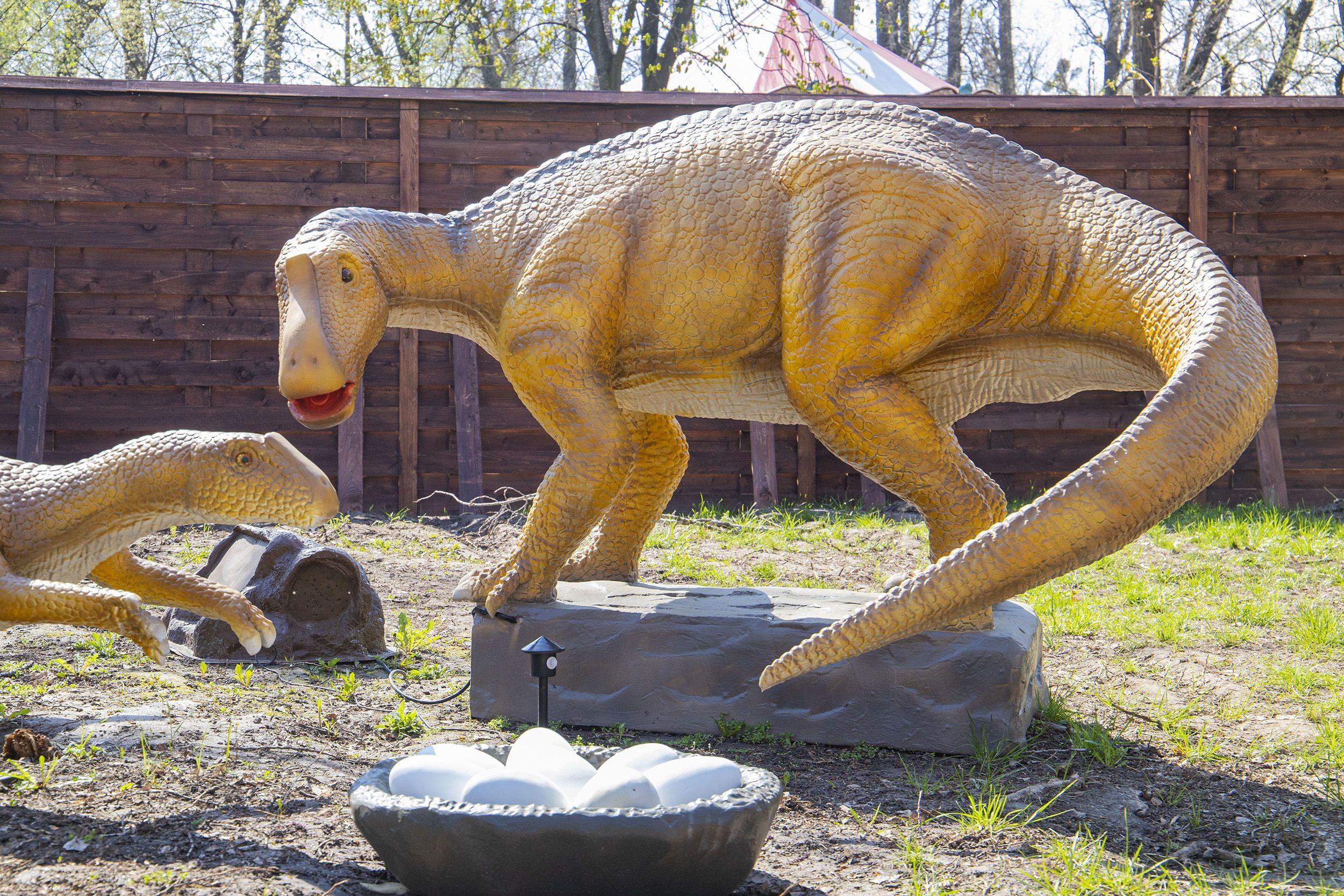 парк динозаврів у Києві_7