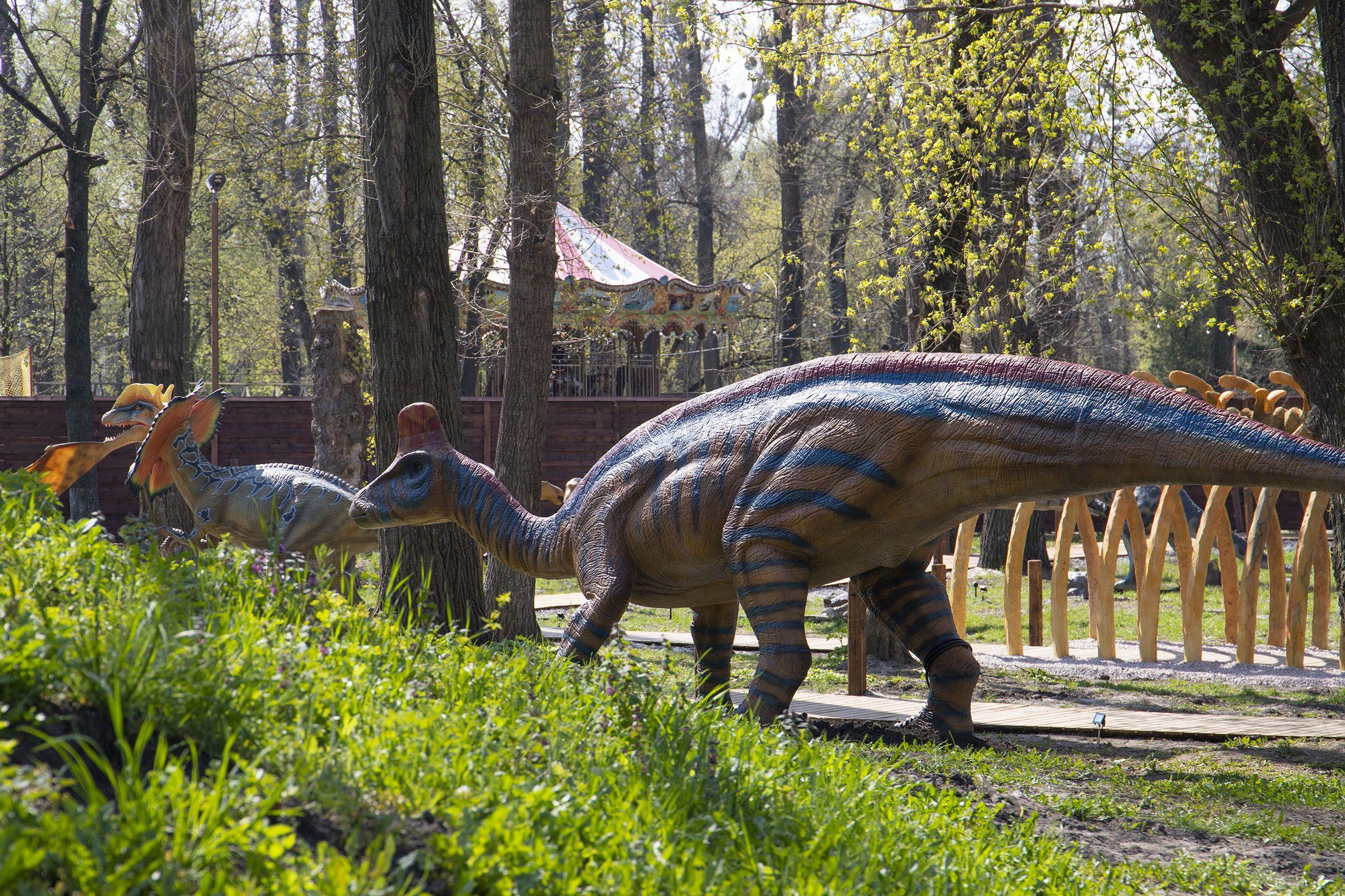 парк динозаврів у Києві_8