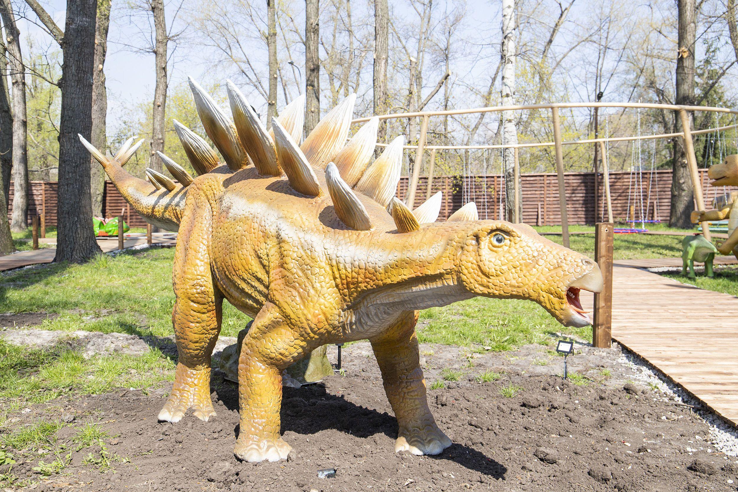 парк динозаврів у Києві_13
