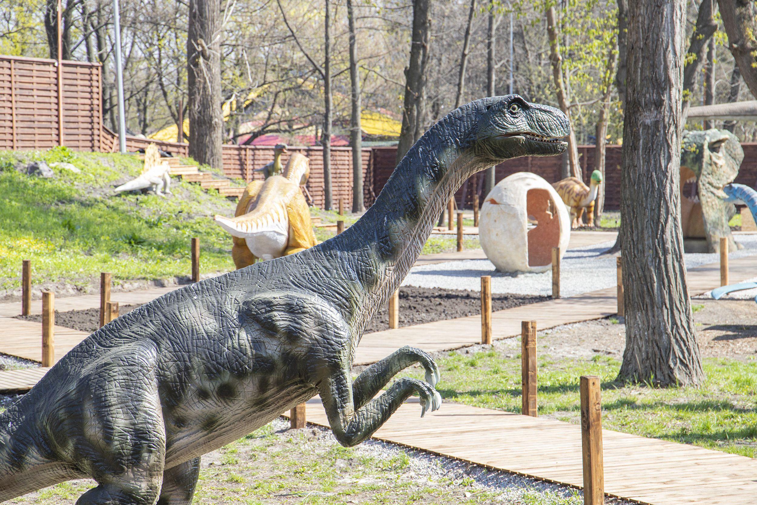 парк динозаврів у Києві_15