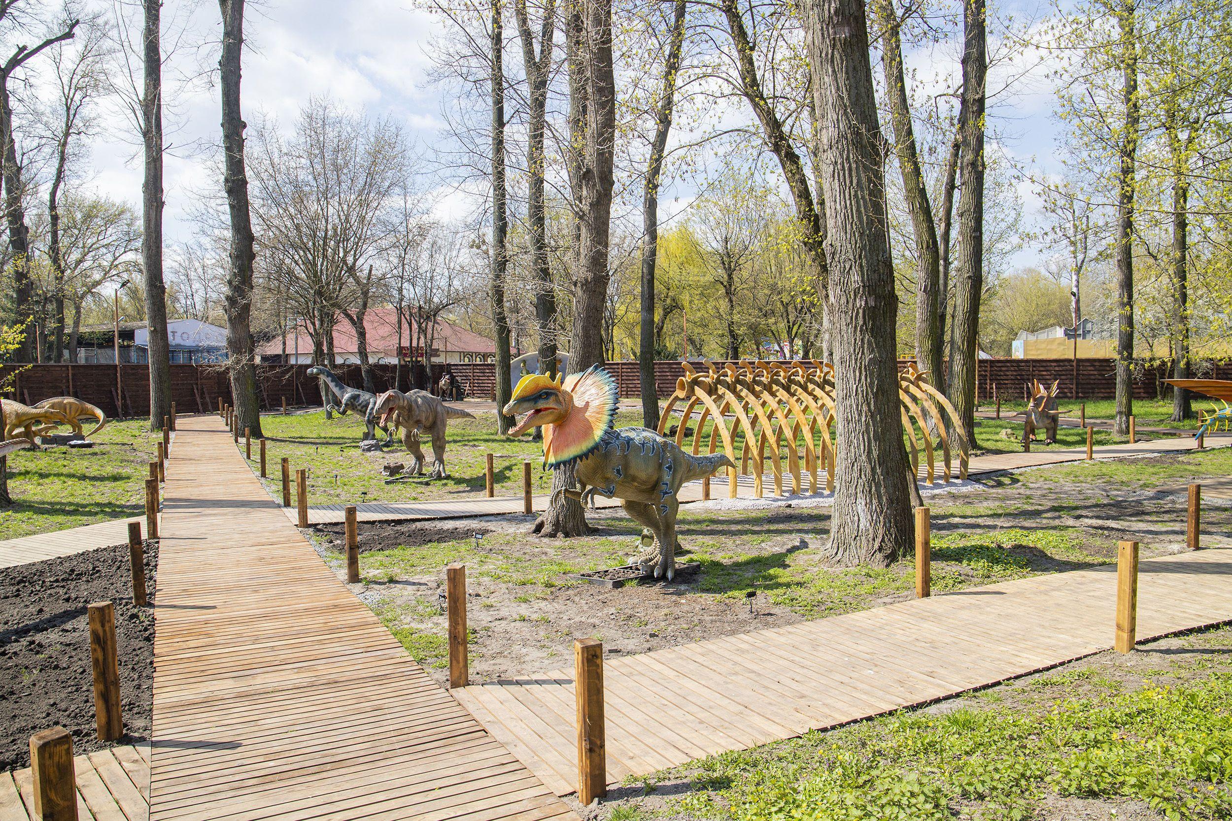 парк динозаврів у Києві_12