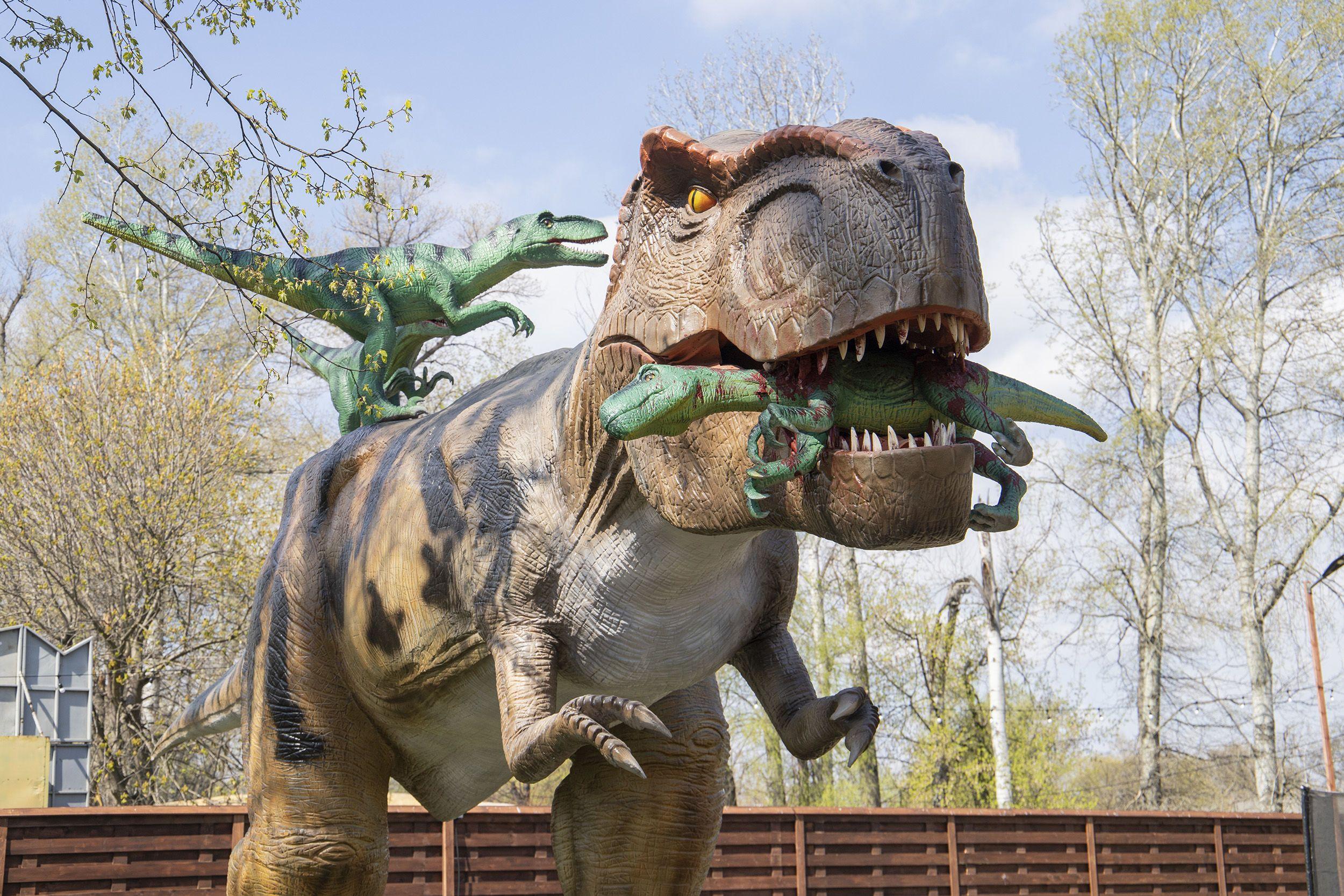 парк динозаврів у Києві_17