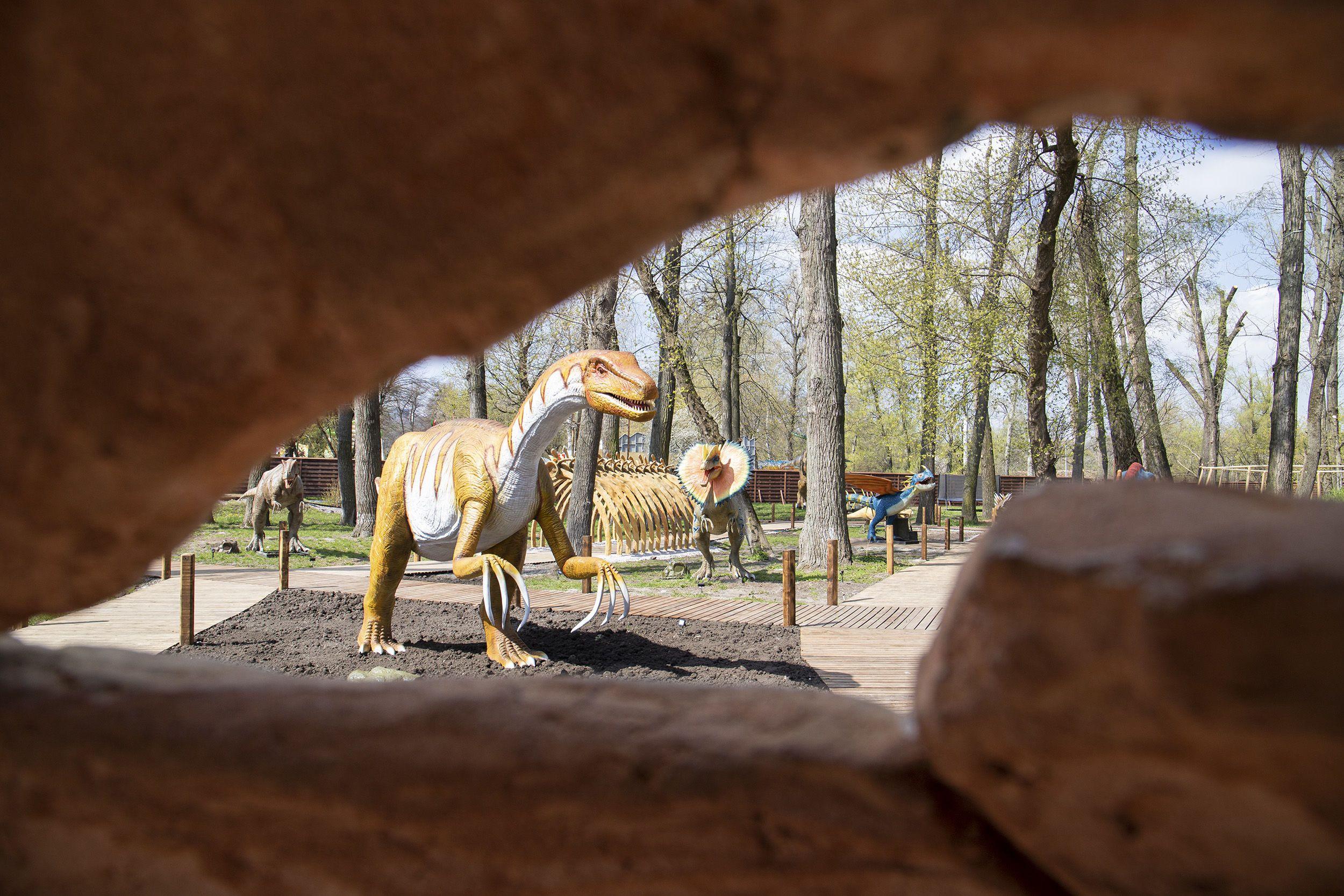 парк динозаврів у Києві_24