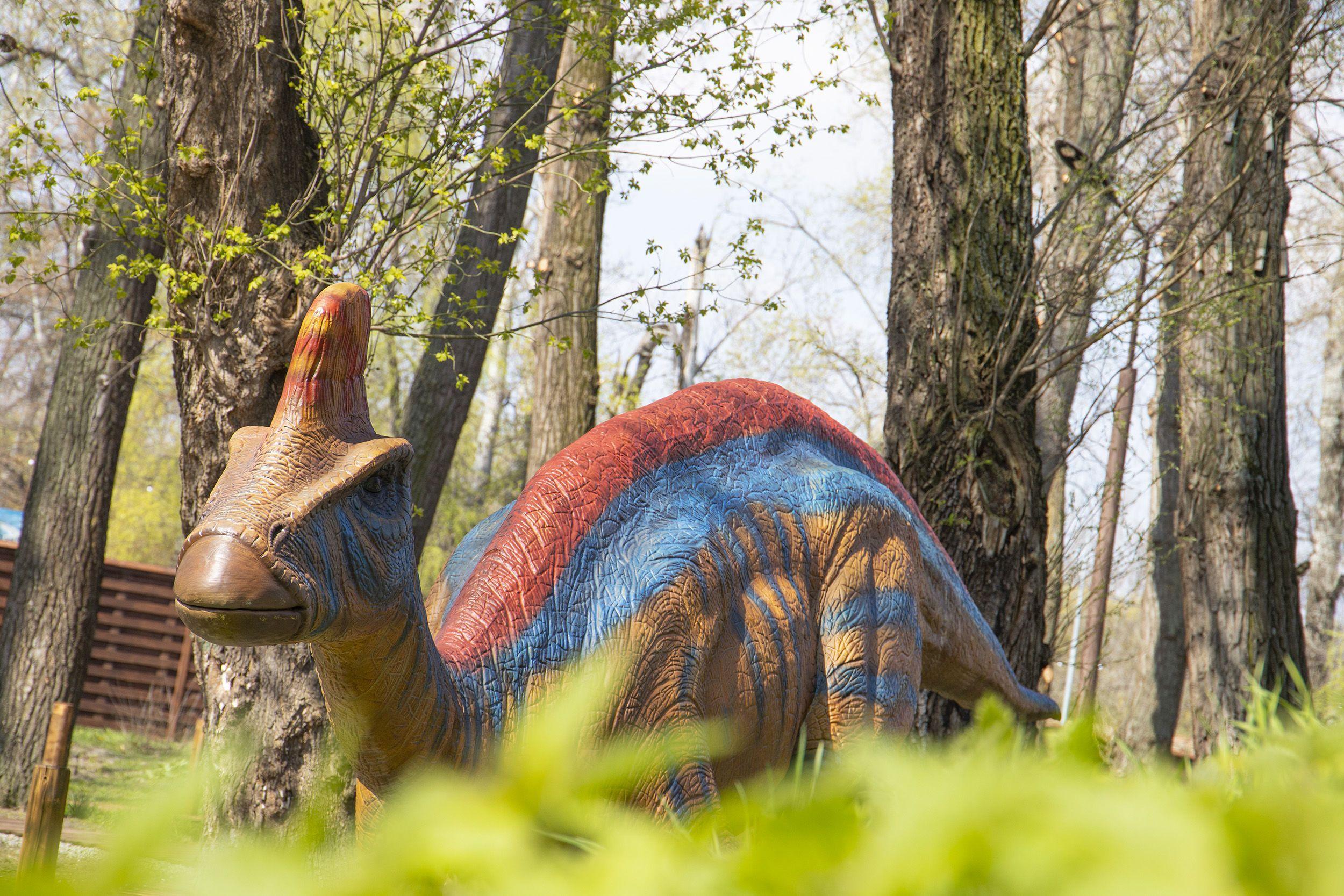 парк динозаврів у Києві_18