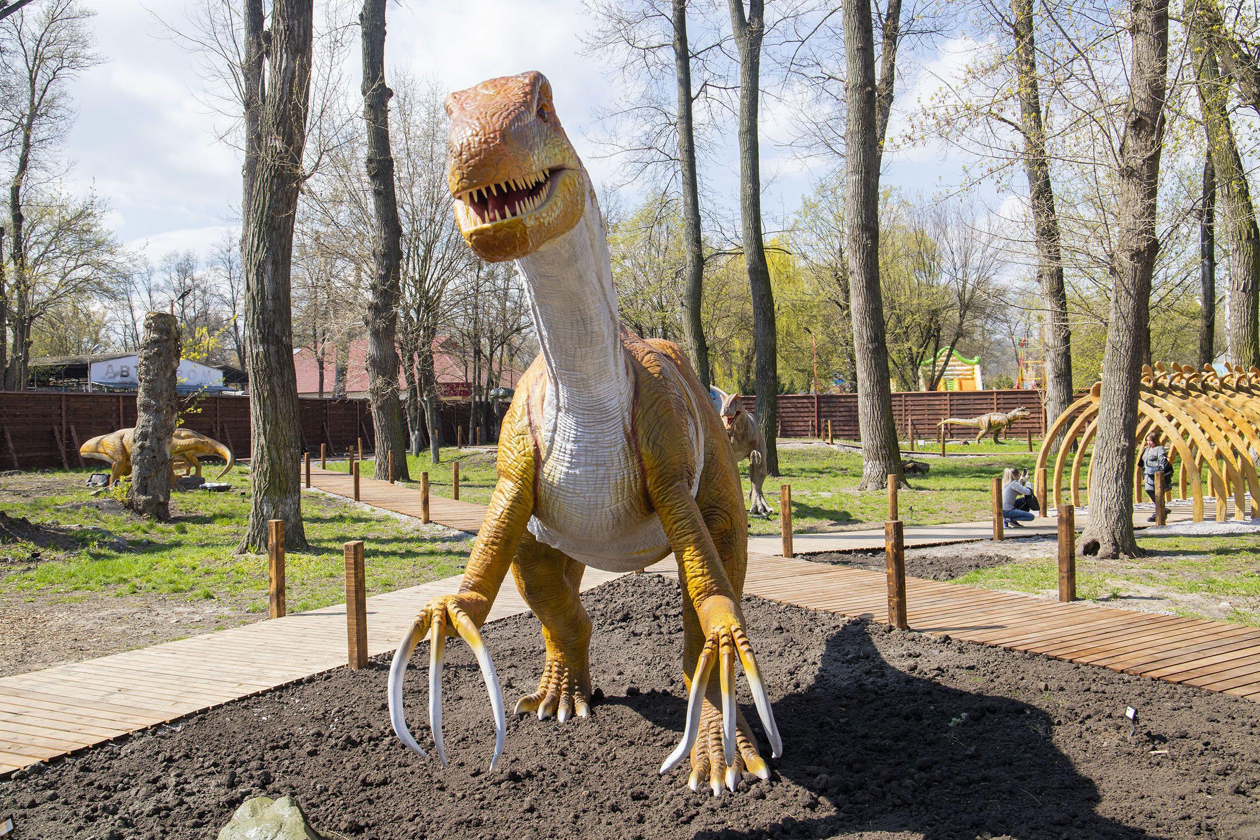 парк динозаврів у Києві_23