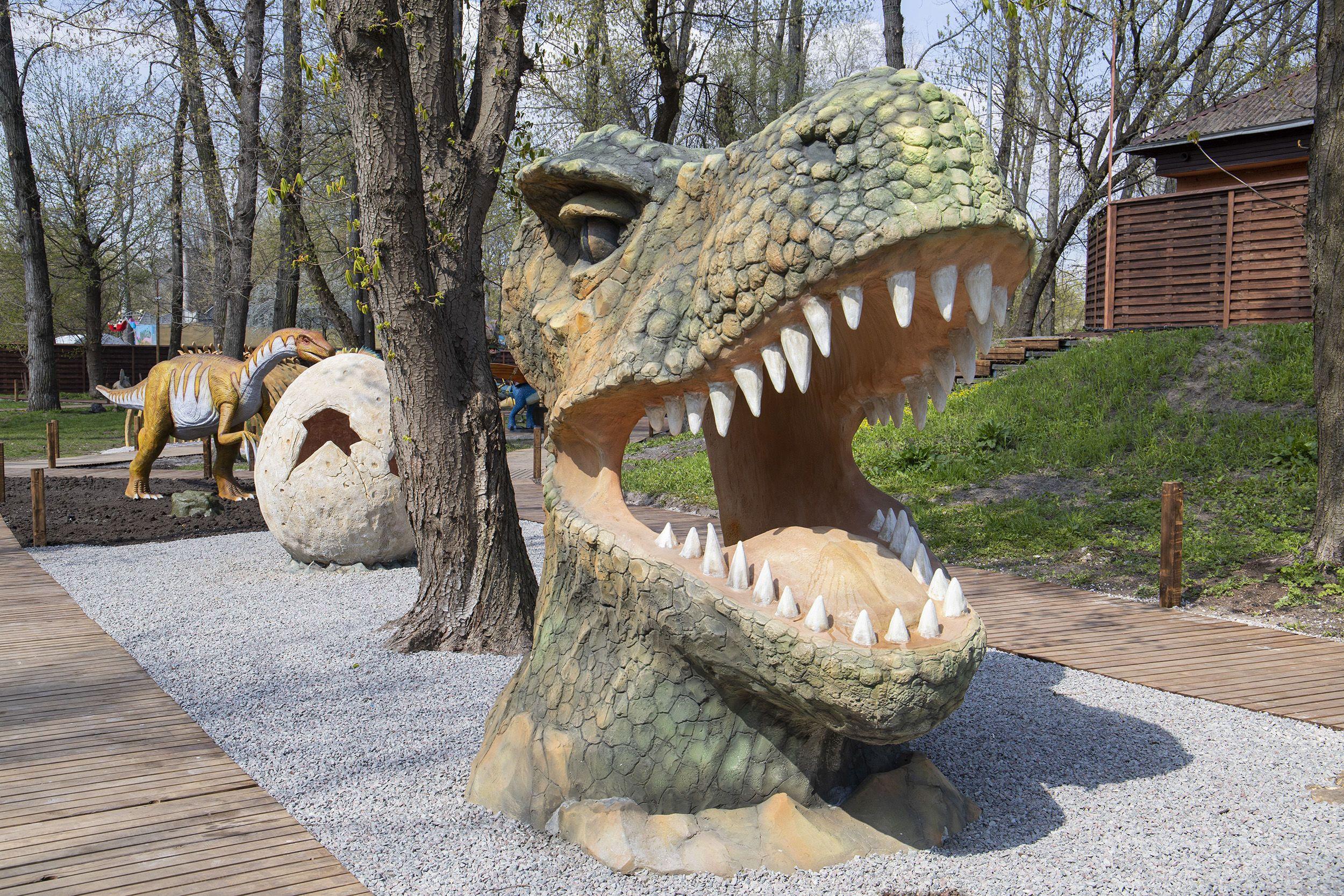 парк динозаврів у Києві_39