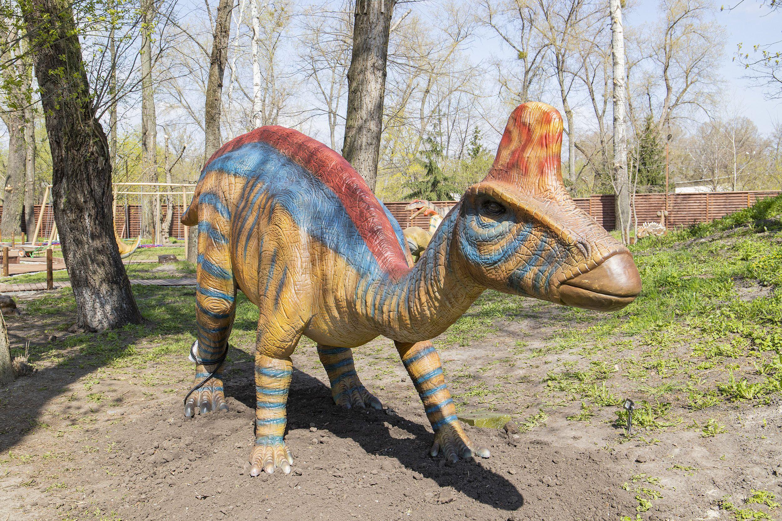 парк динозаврів у Києві_38