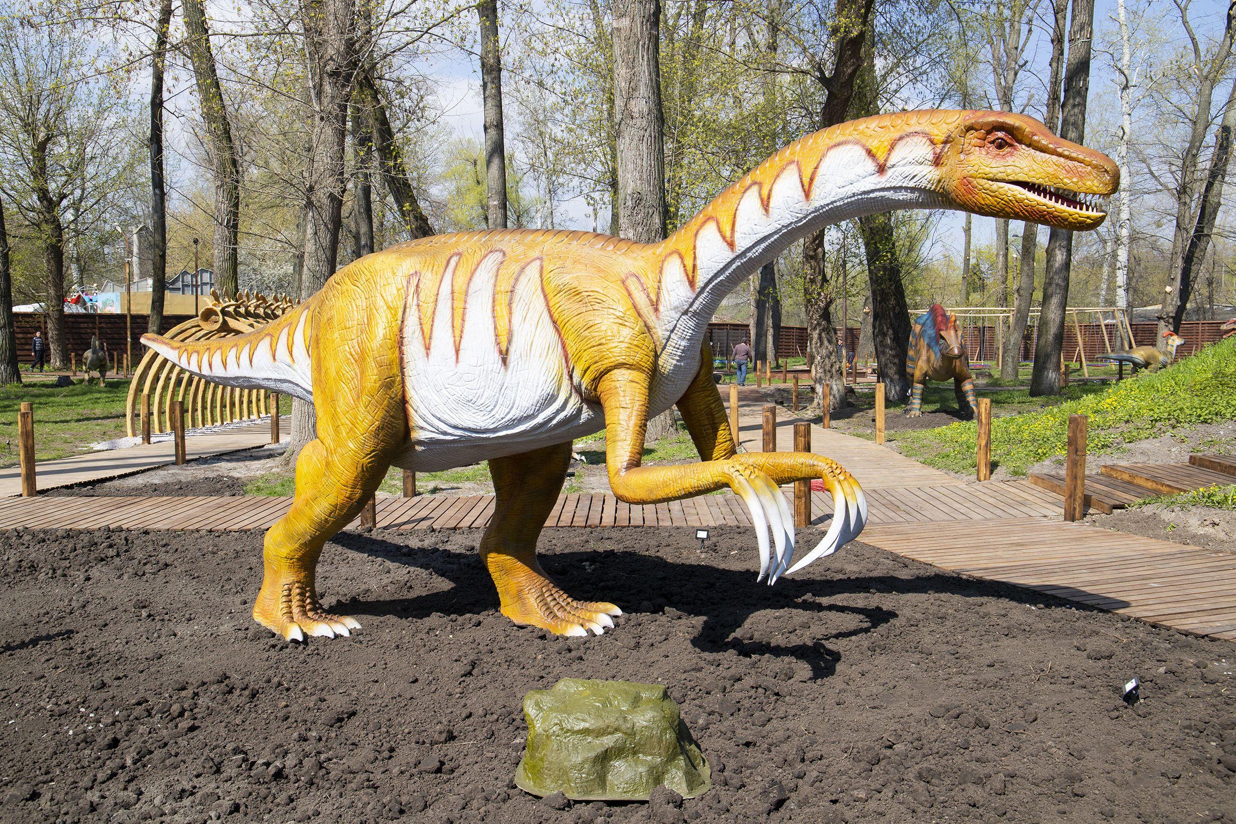 парк динозаврів у Києві_41