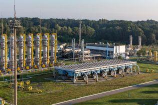 Україна почала закачувати в підземні сховища газ на наступну зиму