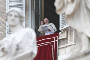 Папа Римський привітав зВеликоднемправославних та греко-католиків