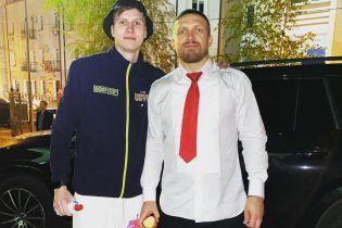 Усик з краваткою в церкві, Цуренко вдома з пасками: як зірки українського спорту святкують Великдень