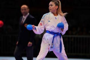 Розгромила суперницю усуху: українська каратистка-красуня виграла престижний турнір у Лісабоні (відео)