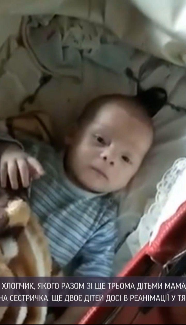 Новости Украины: в Чернигове умер 8-месячный мальчик, которого мать накормила грибной похлебкой