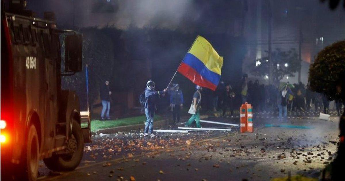 Протести у Колумбії: щонайменше загинуло 17 людей і понад 800 отримали поранення