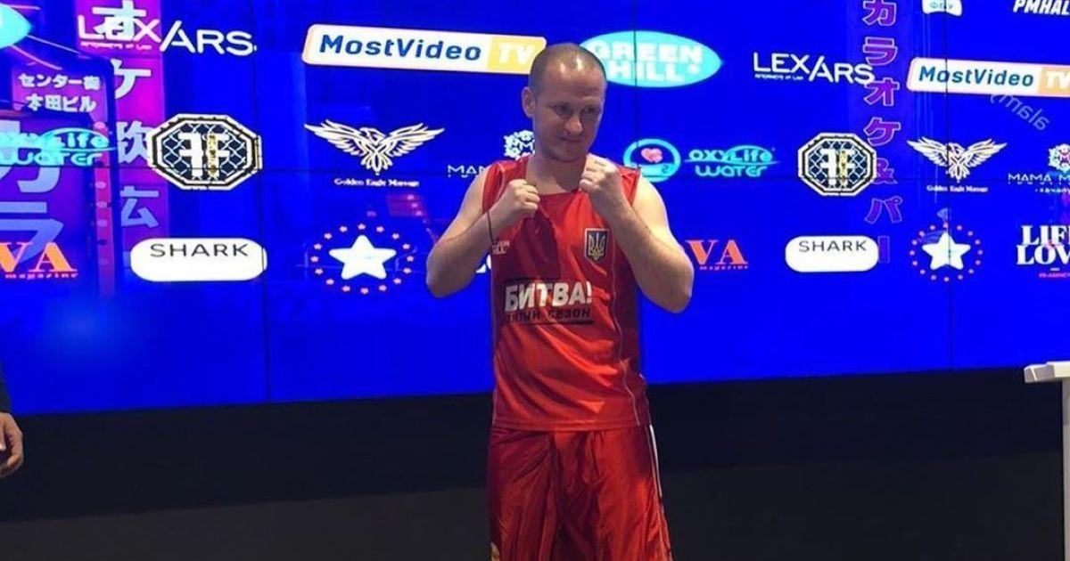 Экс-динамовцу Алиеву бросили вызов на кулачный бой: дуэль взглядов уже состоялась (видео)
