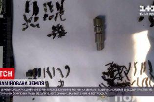 Новости с фронта: в Донецкой области мужчина убирал на могилах и подорвался на взрывчатке