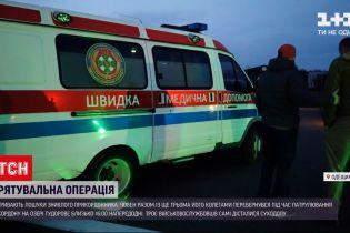 Новости Украины: в Одесской области продолжаются поиски пропавшего пограничника