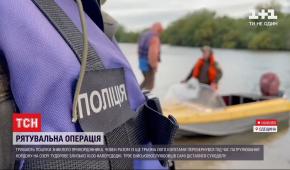 В Одеській області перевернувся човен із прикордонниками: подробиці пошуків одного із чоловіків