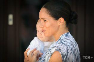 Арчі два роки: як привітали сина Меган і Гаррі його королівські родичі