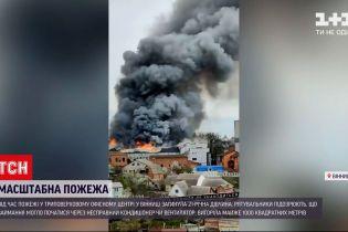 Новости Украины: в масштабном пожаре в Виннице погибла 21-летняя девушка