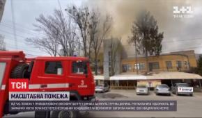 """""""Відчули запах проводки"""": працівники офісу у Вінниці розповіли про пожежу, в якій загинула 21-річна дівчина"""