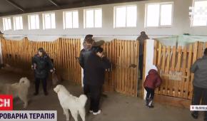Ферма і сироварня: у Львівській області священник навчає роботи людей з інвалідністю