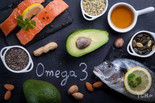 Омега-3 жирні кислоти: кому, навіщо і скільки